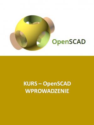 openscad_wprowadzenie